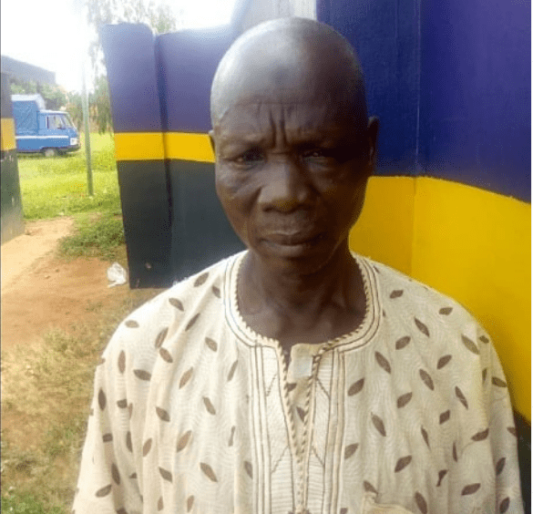 Photo of 65-Year-Old Man Lures 10-Year-Old Girl Into His Room, Defiles Her