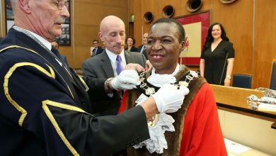 Photo of Celebration as Nigerian Woman, Kate Anolue emerges UK Mayor