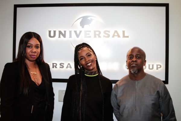 Tiwa Savage signs global deal with Universal Music Group