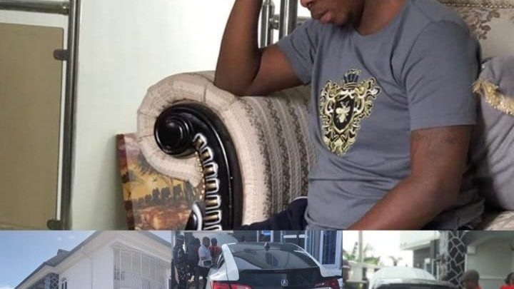 """Married """"Yahoo Boy"""" arrested in Calabar, luxury cars, house seized"""