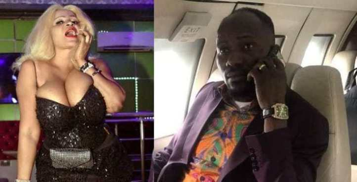 Cossy Orjiafor verbally attacked Apostle Suleman - warns him to pay her money