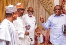 How Atiku took over from Rochas Okorocha as chairman of APC Governors' Forum