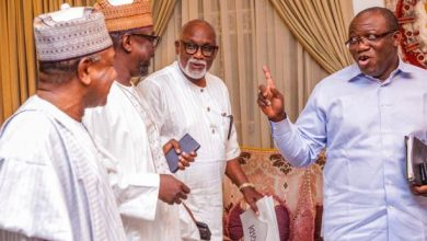 Photo of How Atiku took over from Rochas Okorocha as chairman of APC Governors' Forum