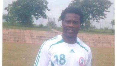Photo of Former Nigerian footballer killed by assassins