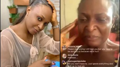 Photo of Blogger, Blessing Okoro weeps bitterly in New Videos, claims Onye Eze's boys harrassed her