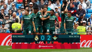 Photo of La Liga: Real Madrid vs Real Betis 0-2 [HIGHLIGHTS]