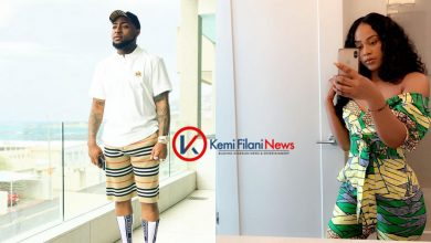 Davido and his second babymama, Amanda are causing 'wahala' with this photo