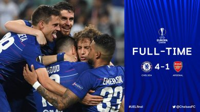 Download video highlights Chelsea vs Arsenal 4-1 highlights video download