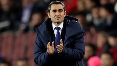 Photo of What Ernesto Valverde said after Barcelona sacked him