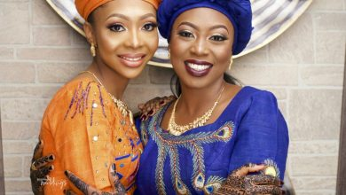 Photo of Two very rich Northern sisters, Zainab and Fatima wed same day  (photos)