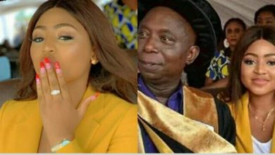 Photo of Other wives protest as Regina Daniels and 59 year old Ned Nwoko plan exotic wedding