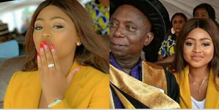 Other wives protest as Regina Daniels and 59 year old Ned Nwoko plan exotic wedding