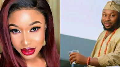 Photo of Tonto Dikeh's ex-husband, Olakunle Churchill reacts to her explosive interview