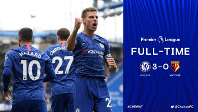 Photo of Premier League: Chelsea vs Watford 3-0 [HIGHLIGHTS]