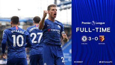 Chelsea vs Watford 3-0 highlights video download