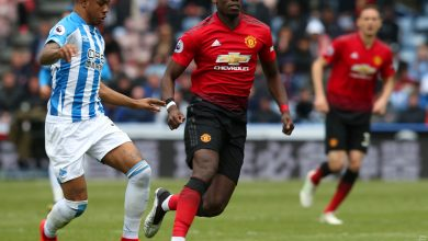 Huddersfield vs Man United 1-1 highlights video download