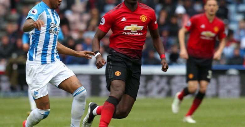 Huddersfield vs Man United 1-1 highlights video download