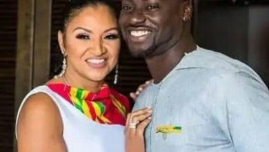 Photo of Chris Attoh's last tweet about his relationship before his wife was shot dead