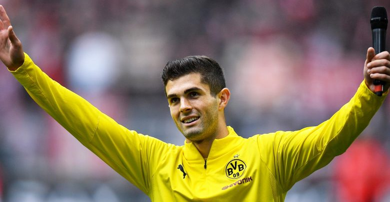 Chelsea new boy, Pulisic speaks after his final home game for Dortmund