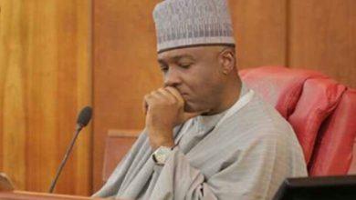 Photo of Senate president Saraki's houses in Lagos seized by EFCC