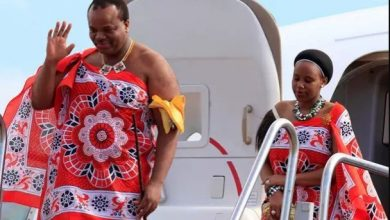 Photo of Drama in Swaziland as King rules that all men must marry two wives or be imprisoned