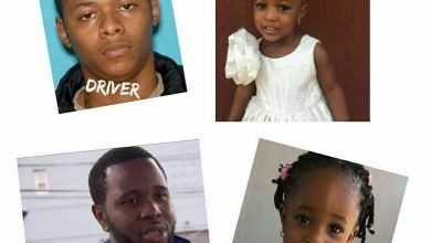 Photo of Sad! Hit-And-Run driver leaves 2-Yr-Old Nigerian girl badly injured