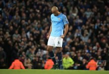 Man City identify Vincent Kompany's replacement, prepare staggering bid