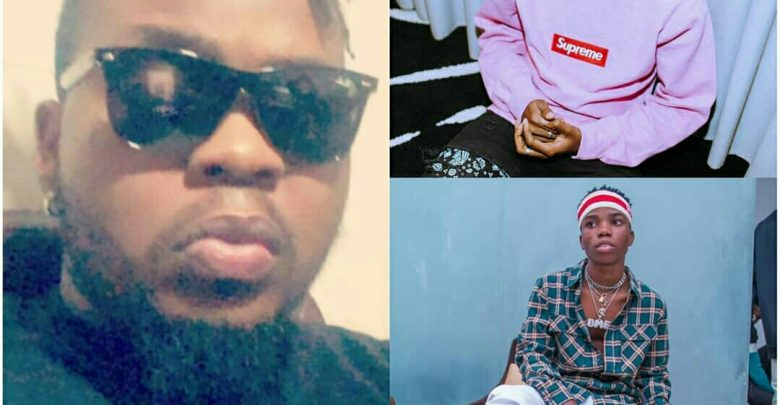 Olamide unfollows Lyta on Instagram, allegedly drives him out of