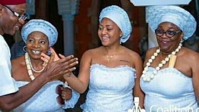 Photo of More photos from Regina Daniel's initiation into womanhood