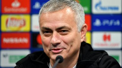 Photo of How I got the name 'Special One' – Mourinho