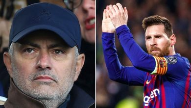Photo of Mourinho gives Messi a new name after Barcelona Vs Liverpool game