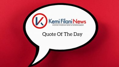 Photo of KFB Quote Of The Day
