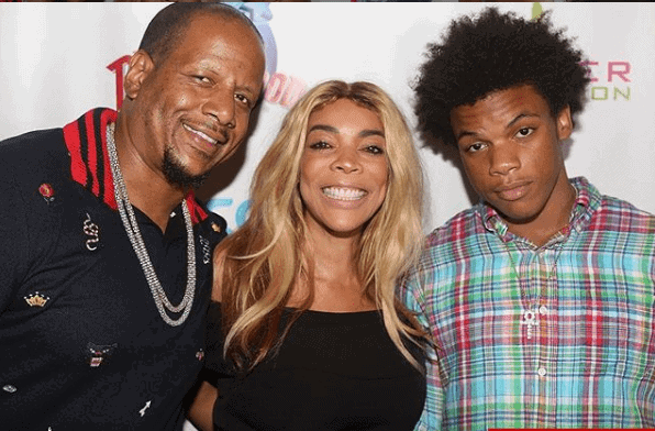 Kevin Hunter accuses Wendy Williams of poisoning their son against him