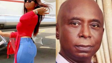 Photo of 'His other wives not at war with Regina Daniels – Ned Nwoko's image consultant says