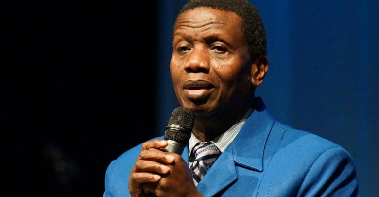 Don't marry jobless men, Pastor Adeboye warns single ladies