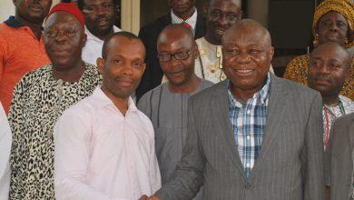 Photo of Prof. Charles Igwe is the new VC of University of Nsukka (UNN)