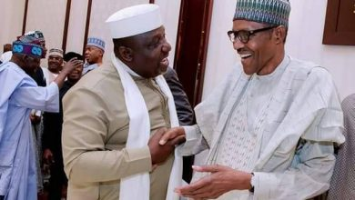 Photo of At Last! Rochas Okorocha receives his Certificate of Return from INEC