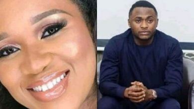 Photo of Sandra Iheuwa ends case with Ubi Franklin as her money gets paid