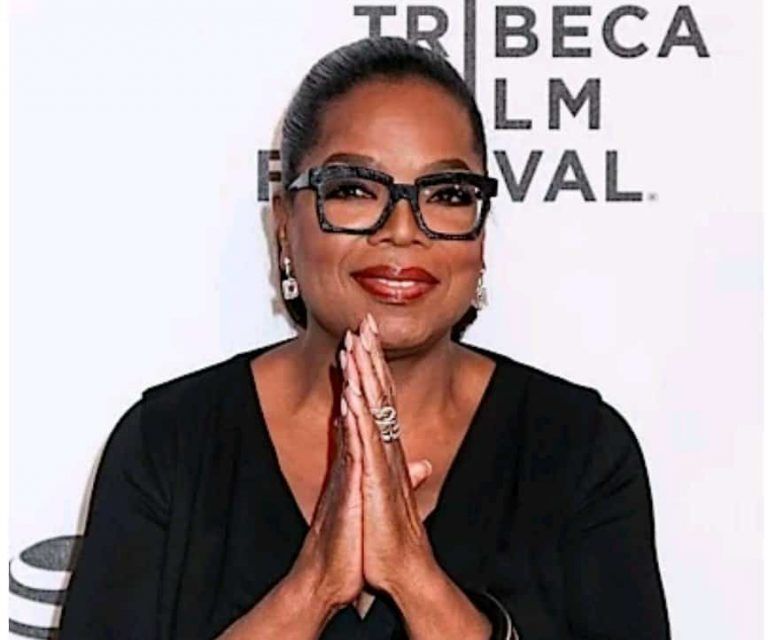 Oprah Winfrey gives reason why she quit her job