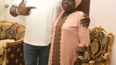 Photo of Dino Melaye announces the passing away of his mother (photos)