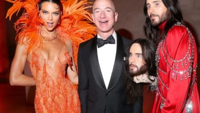 Photo of World's richest man, Jeff Bezos distances self from new girlfriend at Met Gala 2019