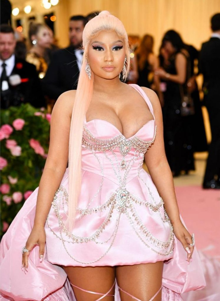 Cardi B Vs Nicki Minaj Whose Outfit Rocked At The Met Gala 2019