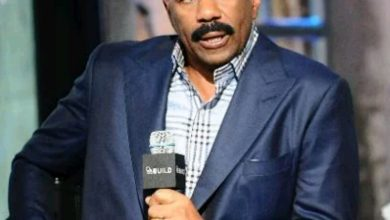 Photo of Steve Harvey criticized for saying one needs to skip sleep to be wealthy