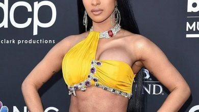 Photo of I did liposuction after giving birth – Cardi B
