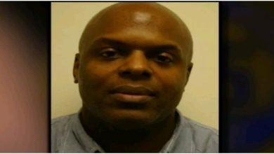 Photo of Face of the drug kingpin whom Chris Attoh's murdered wife was also married to