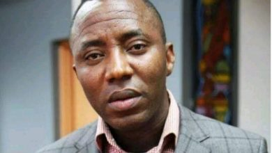 Photo of AAC suspends Omoyele Sowore as National Chairman, he reacts