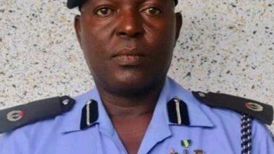 Photo of ACP Yomi Shogunle replaced by ACP Markus Ishaku as NPF CRU
