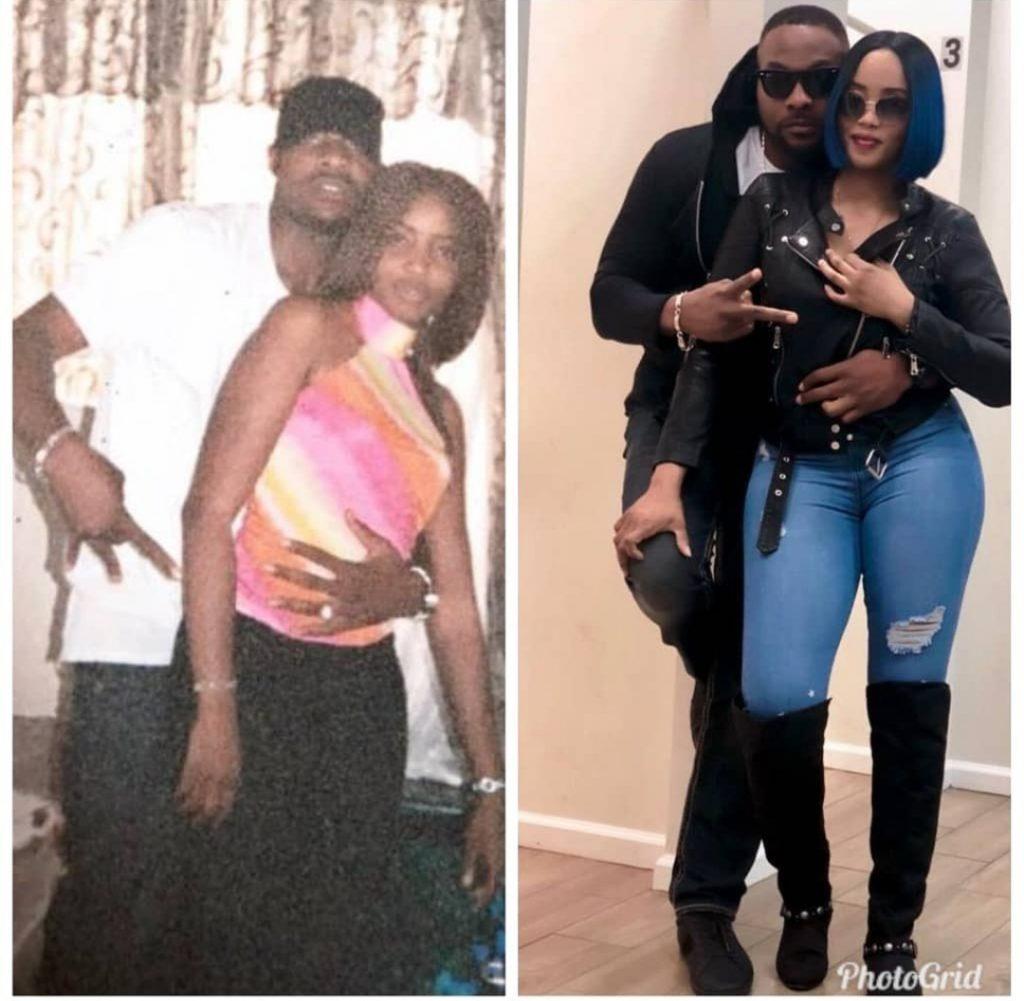 Ninalowo Bolanle and wife