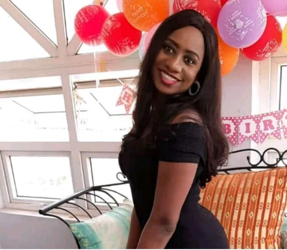 Adewura Latifat Bello - missing person