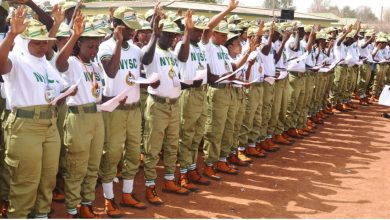 Photo of FG to increase NYSC monthly allowance to N30,000